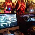 Computer & Dancers